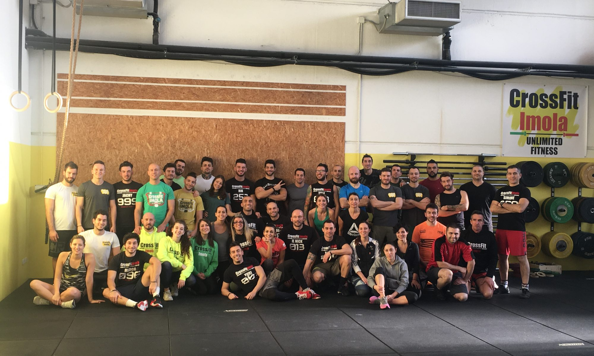 palestra fit imola crossfit